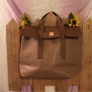 🔥4 for $25🔥Large Vinyl Fold over Tote Bag